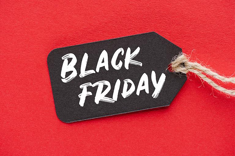 Sådan bliver du klar til Black Friday